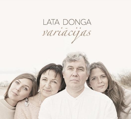 """Lata Donga iznāk sengaidītais albums """"Variācijas"""""""
